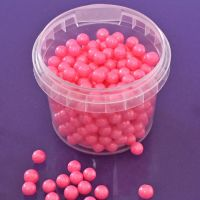 Large Sugar Pearls 7mm - Pearl Pink