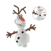 Frozen Figurine Olaf Cake Topper