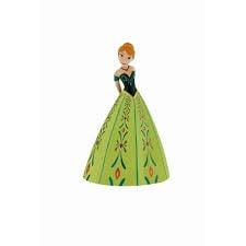 Frozen Figurine Princess Anna Cake Topper