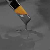 Paint It! Food Paint - Grey
