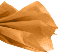 Tissue Paper Pack - Orange
