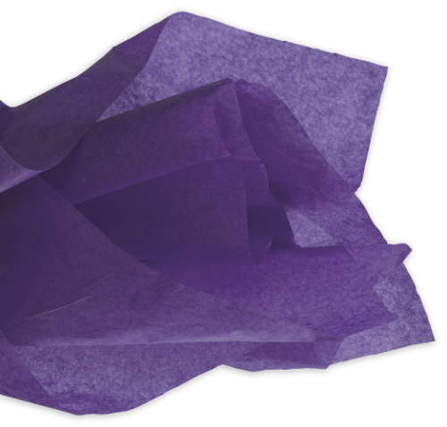 Tissue Paper Pack - Purple