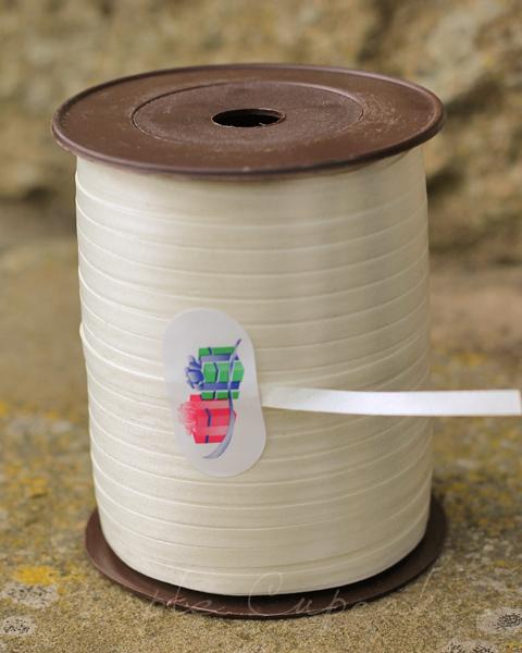 Curling Ribbon - Cream