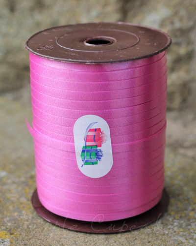 Curling Ribbon - Pink Cerise