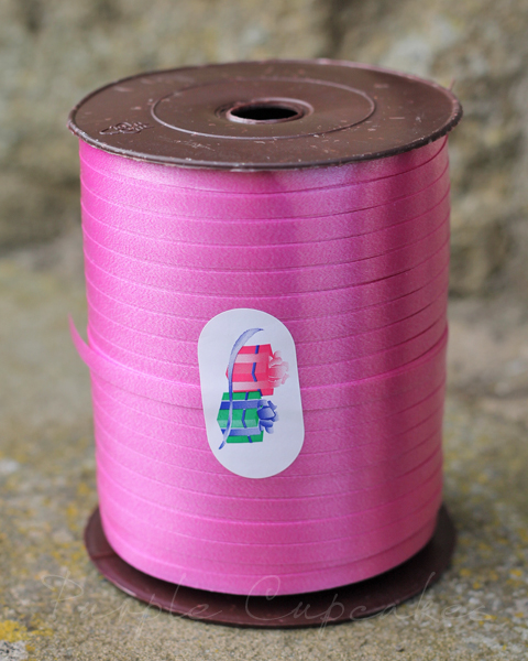 Curling Ribbon - Pink Cerise