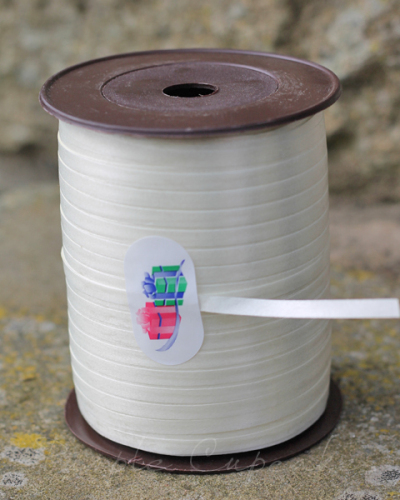 Curling Ribbon - White