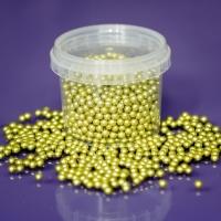 Edible Gold Balls - 4mm