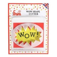 FMM Sugarcraft Cutter - WOW