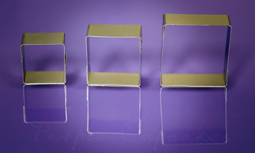 Square x 3