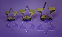 Stars x 3