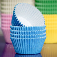 Cupcake Cases - Blue