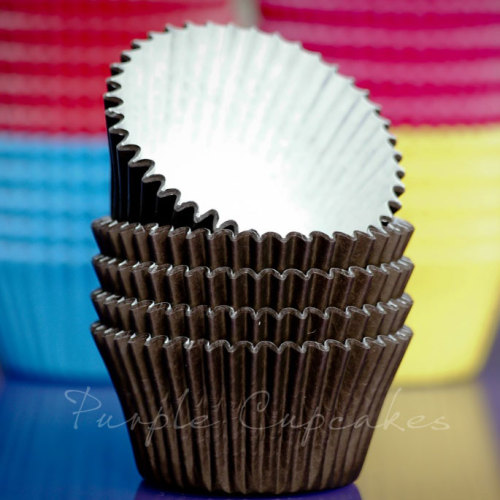 Cupcake Cases - Brown