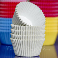 Cupcake Cases - Ivory