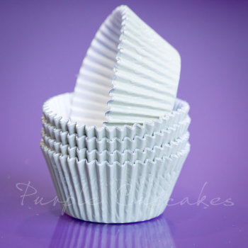 Cupcake Cases FOIL - Champagne / Deep Ivory x 60