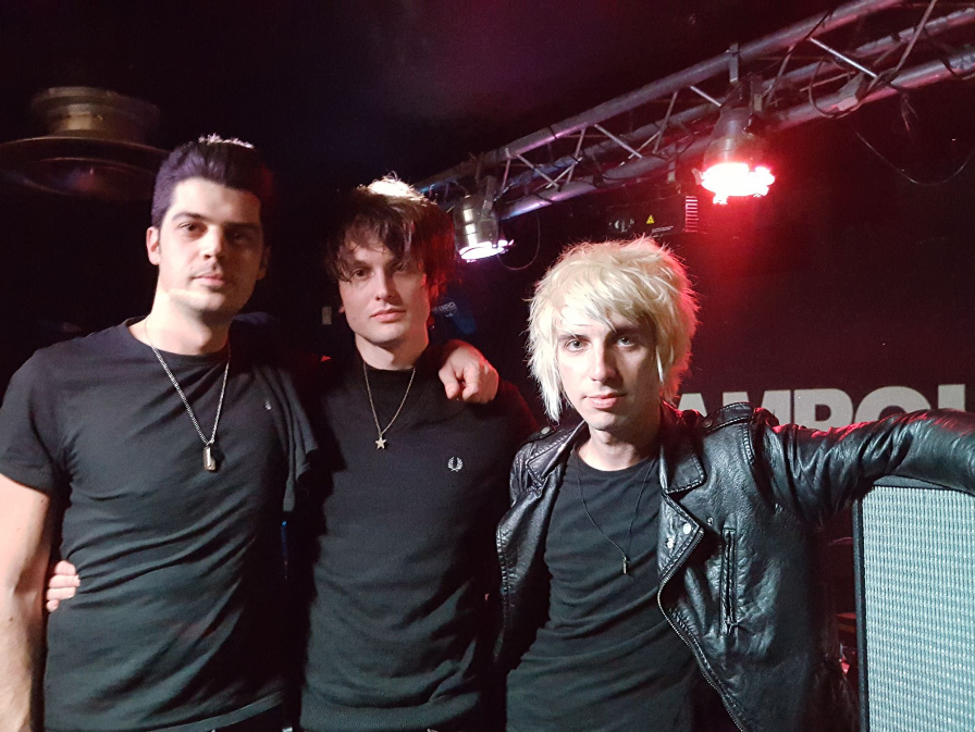 Trampolene wearing Pirate Treasures necklaces