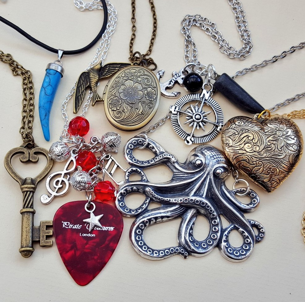 vintage necklaces