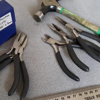 Pirate Treasures tools
