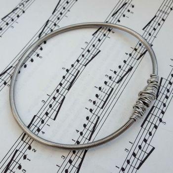 Double bass string bracelet size XL GSB016
