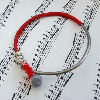 Stand up bass string bracelet size S (DMc) GSB017