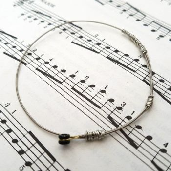 Jack Jones guitar string bracelet size XXS (60mm diameter) JJ008