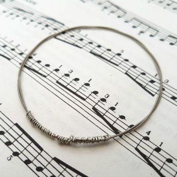 Jack Jones guitar string bracelet size XXS (60mm diameter) JJ009