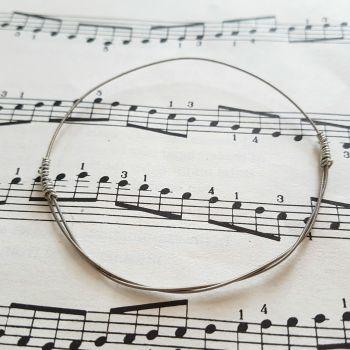 Jack Jones guitar string bracelet size XXS (60mm diameter) JJ018