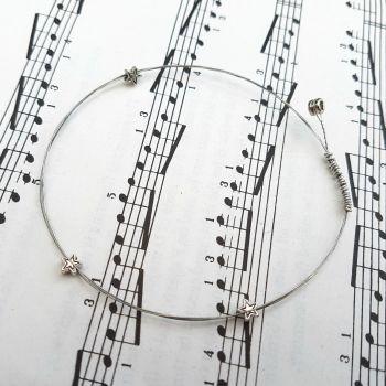 Jack Jones Trampolene guitar string bracelet Size XS (65mm diameter) JJ035