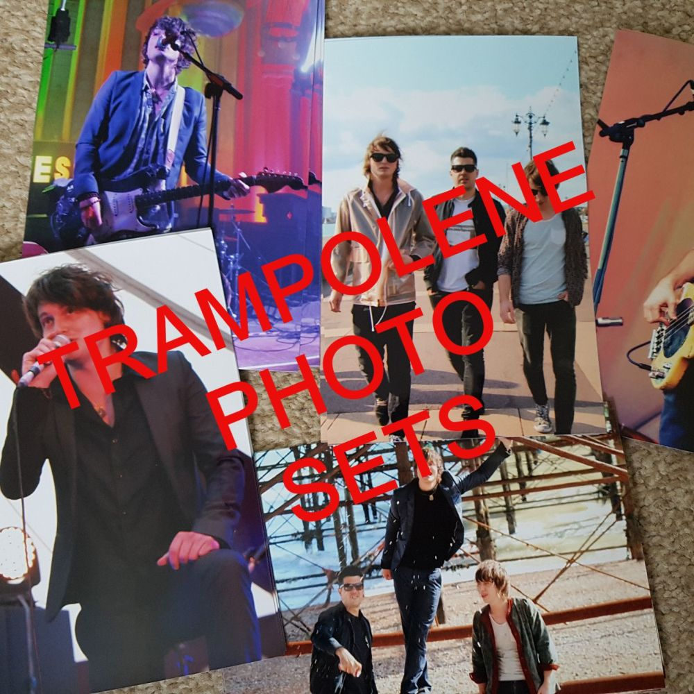 TRAMPOLENE  photo set
