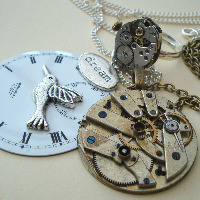 <!-015->Steampunk Jewellery