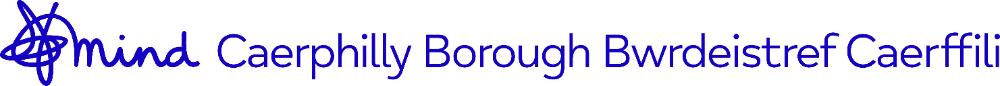 Caerphilly Borough Mind, site logo.