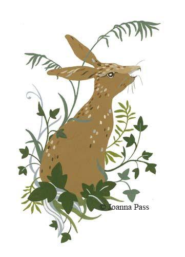 Foliage Hare