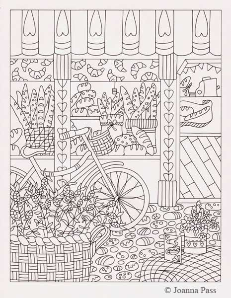 adult colouring ink