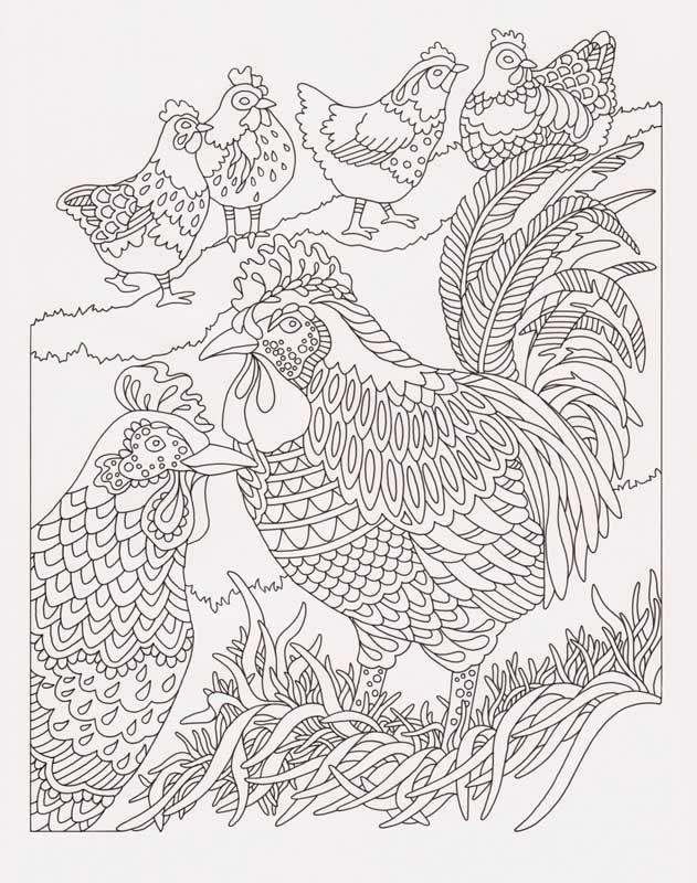 hens fineliner