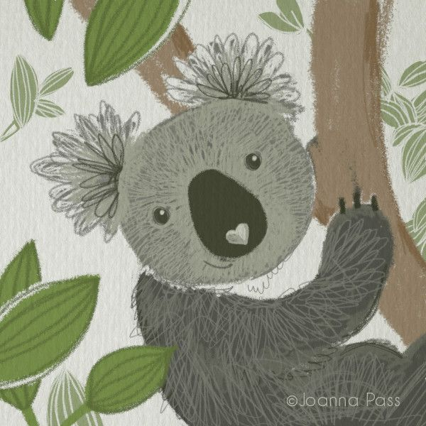 paper koala