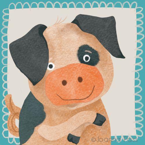 First little pig