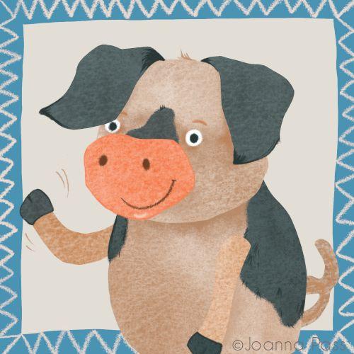 second little pig