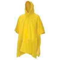 Yellow Ponchos