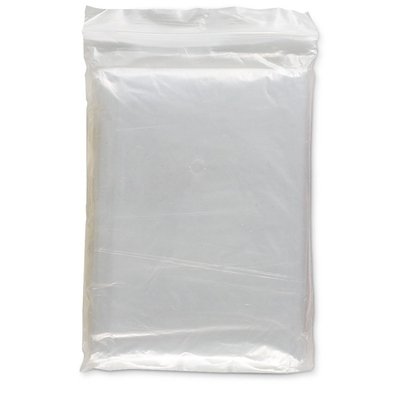 Adult Clear/Transparent Disposable Ponchos