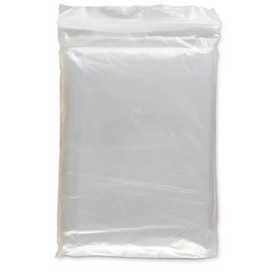Adult Clear/Transparent Disposable Ponchos