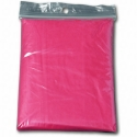 Adult Pink Disposable Ponchos