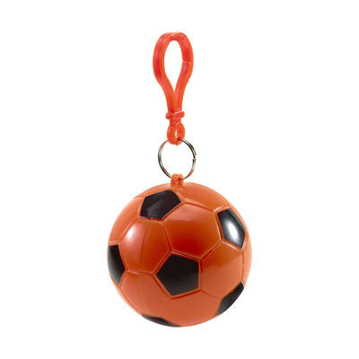 NEW! Orange Football Poncho Balls with Poncho
