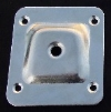 58 x 66 ANGLED LEG FIXING / MOUNTING PLATE