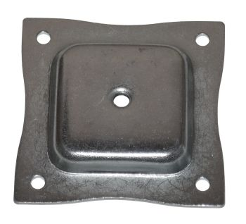 LARGE 90 x 90 LEVEL LEG FIXING / MOUNTING PLATE