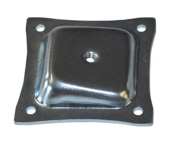 LARGE 90 x 90 ANGLE LEG FIXING / MOUNTING PLATE
