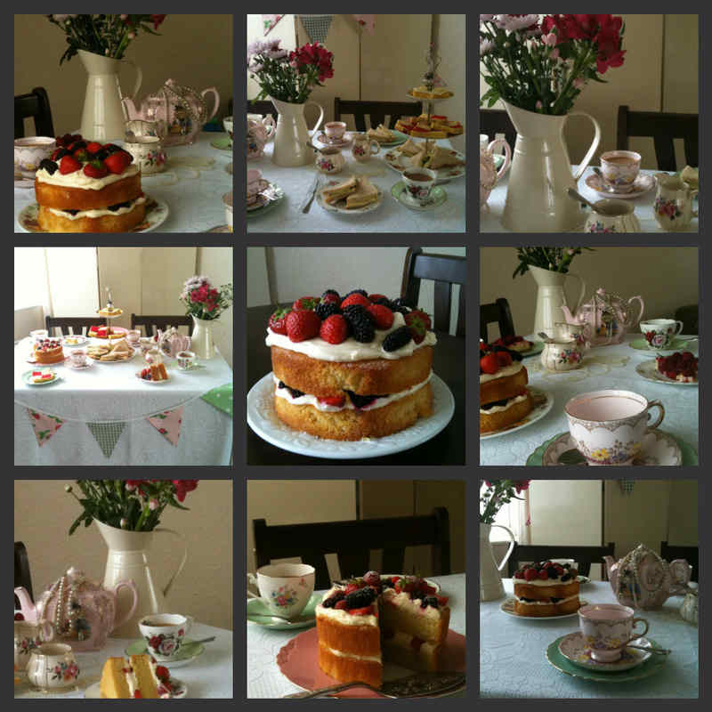 Vintage Tea Parties 2