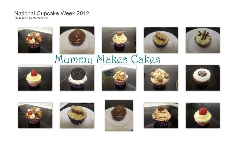 national cupcake week 2012