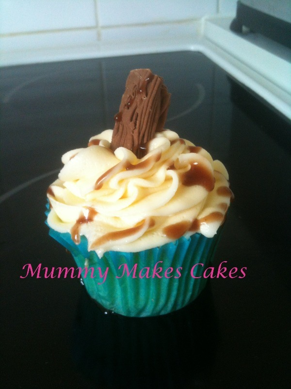 Mr Whippy cupcakes