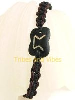 PERTHRO (Perdhro) Rune Bracelet for Secrets & Divination