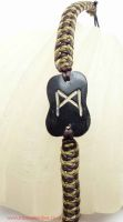 MANNAZ Rune Bracelet for Humankind, Interdependancy