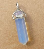Opalite Point Pendant + Choice of Necklace
